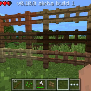New fence gates in 0.10.0